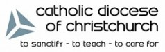 Catholic Diocese of Christchurch logo